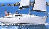 Charter sailing boats in Croatia