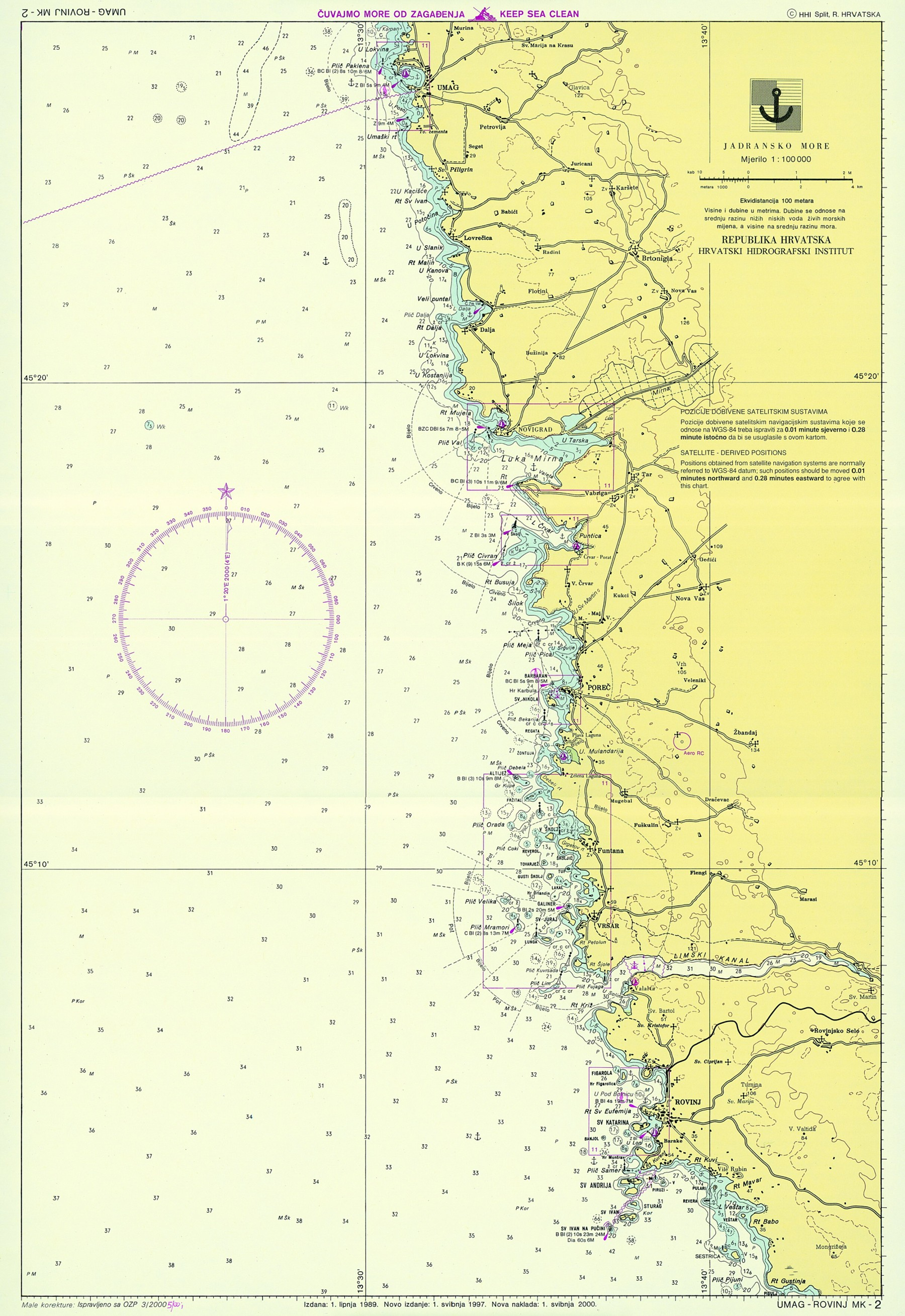 Sale Land For Property İn ıstria Croatian Nautical Maps